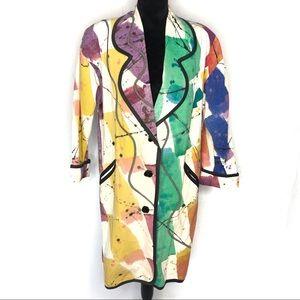 Canvasbacks Sutton & Horsfield Vtg Oversize Jacket